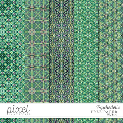 free paper - psychedelic